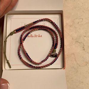 Stella &Dot wrap bracelet